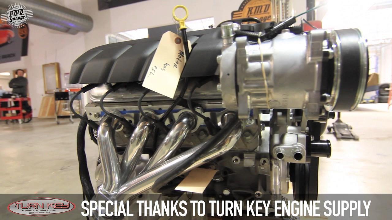 RMD Garage Shop Talk: Turnkey Engine Walkthrough
