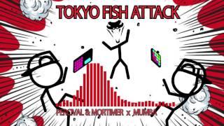 tokyo fish attack percival mortimer x mumba