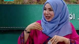 صدیقه مددگار آوازخوان درویژه برنامه سلام افغانستان واجرا آهنگ عیدی وشوخی های عیدی