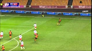 Bakary Sako All Goals Wolves 2014/15