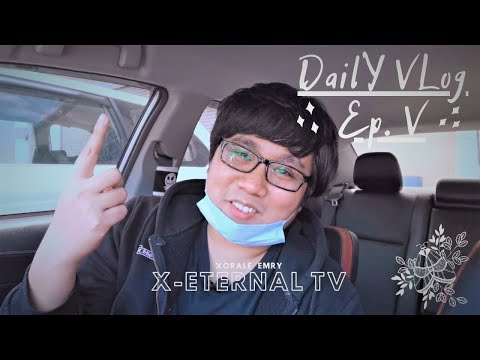 Daily Vlog Ep. V | MCO in Malaysia | Day 41 | X-Eternal TV