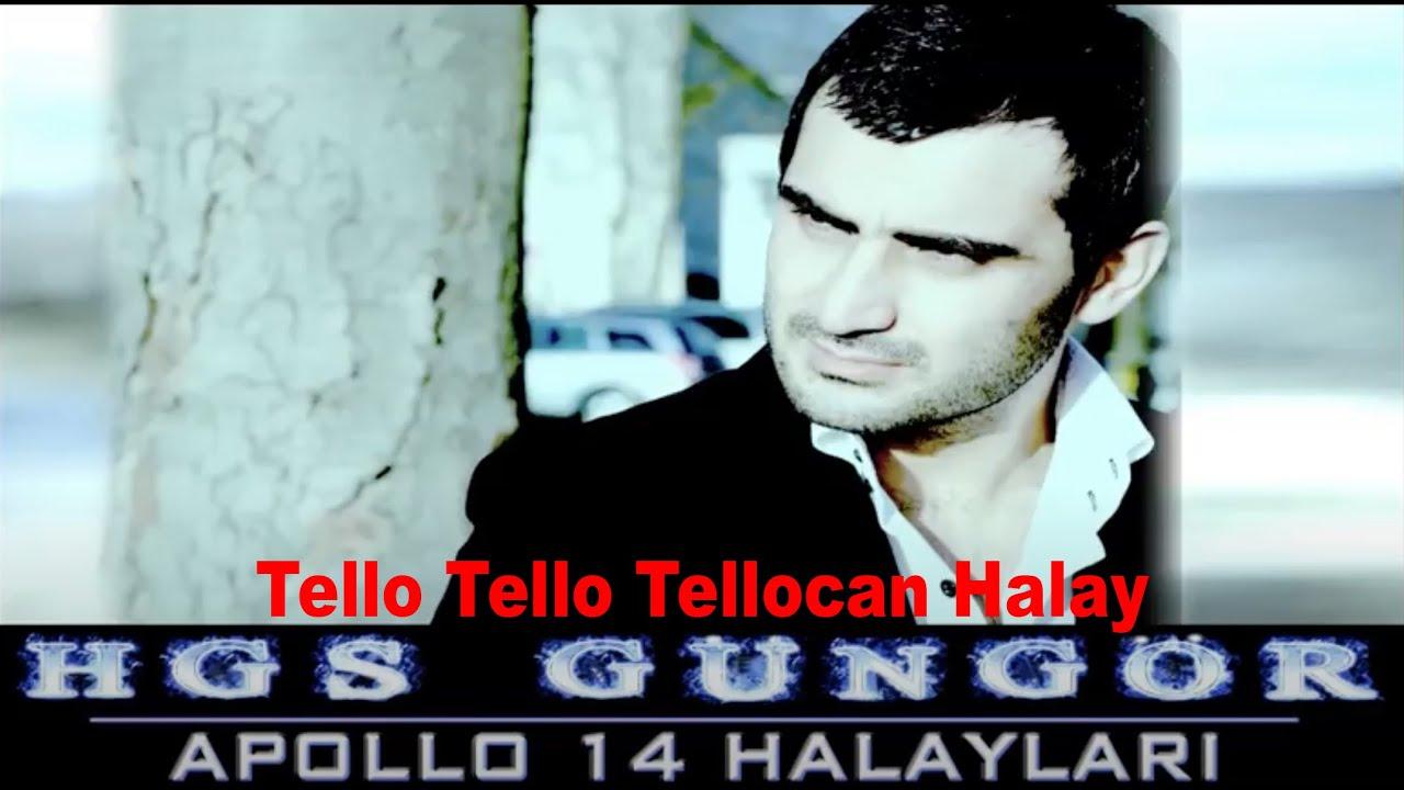 HGS GÜNGÖR - Tello Tello Tellocan Halay - APOLLO 14 HALAYLARI (Official Music)