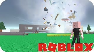 🐷 SURVIVING NATURAL DISASTERS - ROBLOX EACH
