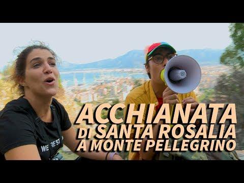 'ACCHIANATA' di Santa Rosalia a Monte Pellegrino - iSoldiSpicci