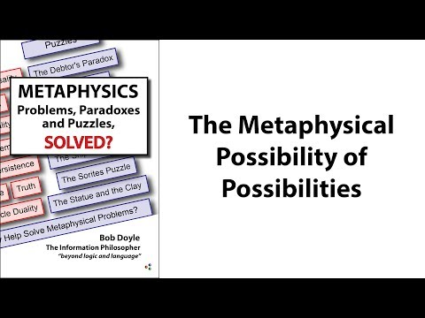 The Metaphysical Possibility of Possibilities