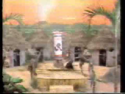 Comercial Negrito Bimbo - Mexico