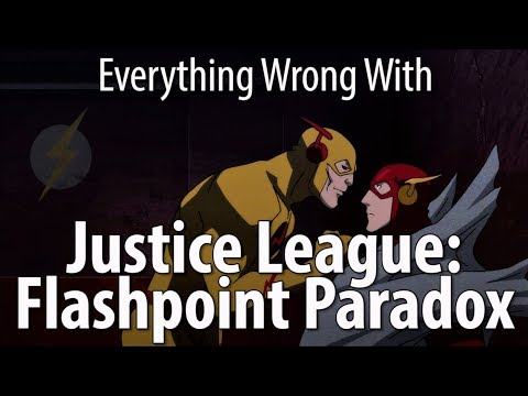 Everything Wrong With Justice League: Flashpoint Paradox