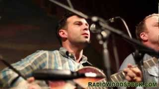 "The Lone Bellow - ""Angel From Montgomery"" - Radio Woodstock 100.1 - 1/29/13"