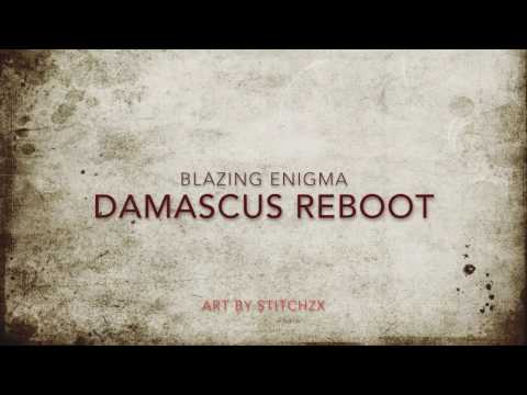 Art Tutorial: Blazing Enigma - Damascus