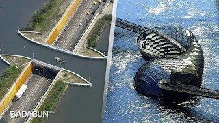 Los 9 puentes más extraordinarios