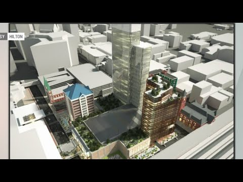 Fight Continues Over New Downtown Indianapolis Hotels