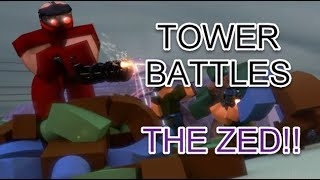 Roblox Tower Battles: The Zed