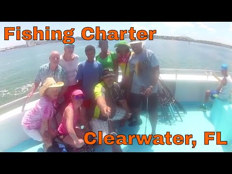 Half Day Fishing Charter In Clearwater, FL-Double Eagle Review