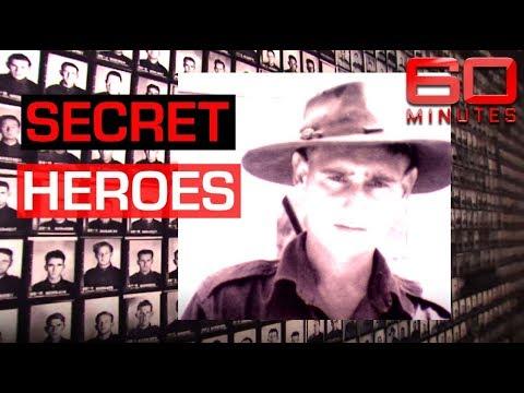 Secret Australian heroes