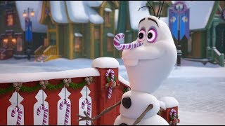 """That Time of Year"" Clip Olaf's Frozen Adventure"