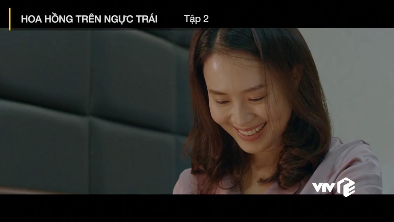 VTV Giải Trí | Lấy chồng vô tâm, cả đời cô đơn | Phim Hoa hồng trên ngực trái