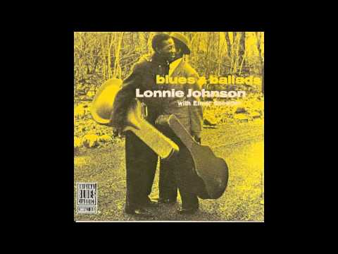St Louis Blues - Lonnie Johnson