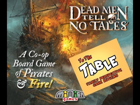 To The Table - Episode 62 - Dead Men Tell No Tales Review