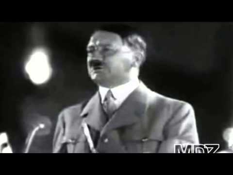 Tie Me Kangaroo Down Sport sung by Adolf Hitler