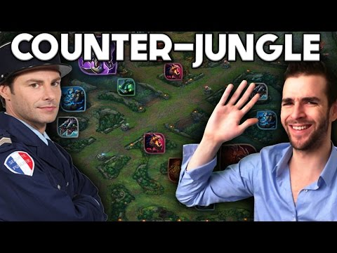 Il va porter Plainte pour Counter Jungle ♦ Shyvana Jungle S6