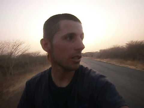 Vegan cyclist through Africa. Poland to South Africa. SUDAN
