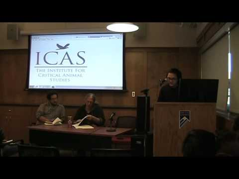15th Annual Conference for Critical Animal Studies Part 18