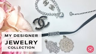 MY LUXE JEWELLERY (Best Items) | Chanel, Dior, Hermes | Sophie Shohet