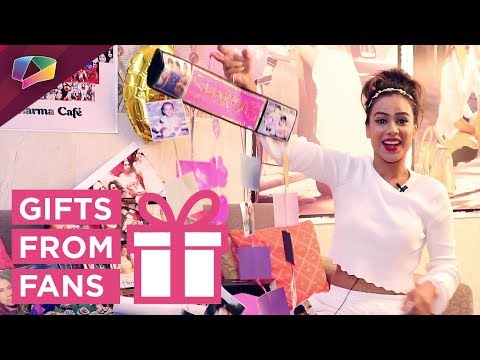Nia Sharma Unwraps Gifts From Her Fans | India Forums thumbnail