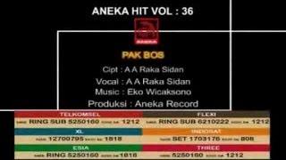 A. A. Raka Sidan - Pak Bos [OFFICIAL VIDEO]