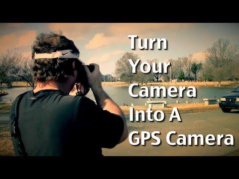 GPS Camera ~ How To Make Your Camera A GPS Camera & Geotag Photos