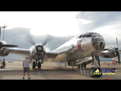 Airborne 07.11.16: 'Doc' B-29 1st Flt Update, 3rd Class Med Reform, FAA Reauthorization