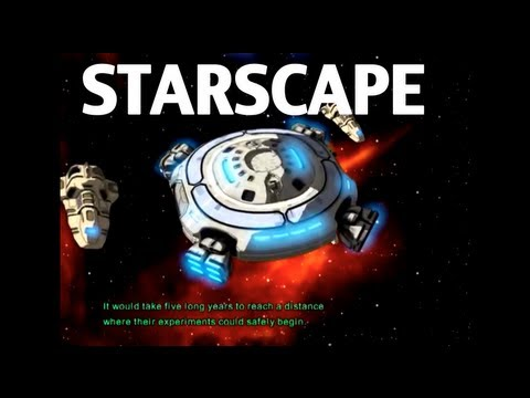 Starscape - Mining Asteroids, Blasting Spaceships, Jumping Dimensions in Glorious 2D
