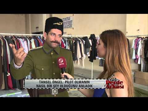 SON MEKTUP - PERDE ARKASI BEYAZ TV