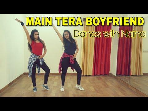 Main Tera Boyfriend | Dance Choreography | Raabta | Dance With Naina