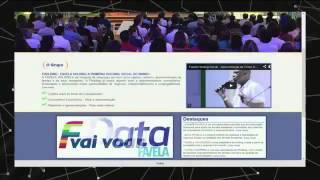 Favela Holding no Programa Navegador - Globo News