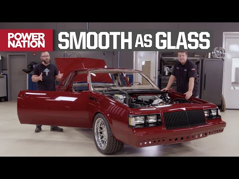 G-Body Buick Regal Build, Checking Glass And Trim Off The List - Detroit Muscle S7, E19