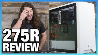 Corsair 275R Case Review: Thermals, Quality, & Noise