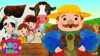 Farmer in the Dell   CoComelon Nursery Rhymes & Kids Songs
