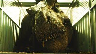 Jurassic World Fallen Kingdom - Reviving Blue And Getting T-Rex Blood Scene!! (HD) 2018