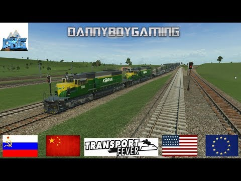 Transport Fever The Mods EP 130 Emergency Wood Supplies