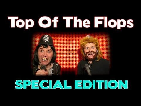TOP OF THE FLOPS  -  SPECIAL EDITION - RARE UNSEEN