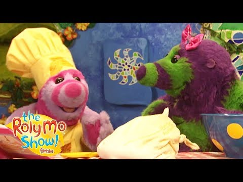 Roly Mo Show – Double Identity & Doctor Who? | Cartoons for Children | Fimbles & Roly Mo