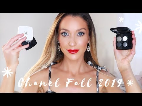 NEW CHANEL FALL 2019 COLLECTION 'NOIR ET BLANC' UNBOXING + DEMO