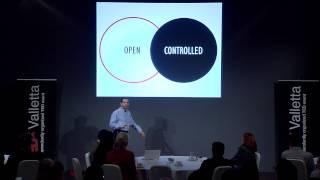 Tedxvalletta - Alex Grech - We Are Everywhere