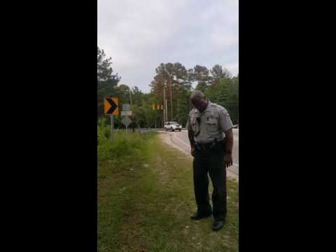 Police intimidation Fail(Open carrying my AR-15 Cumberland County sheriff)