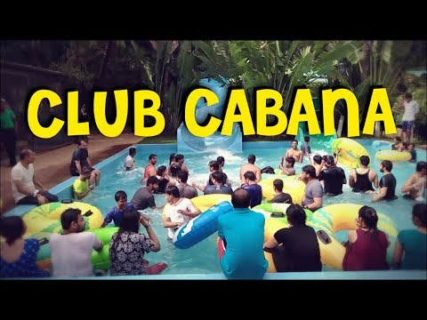 Club cabana in bangalore | Office trip | A day out | Raghav Gajendra