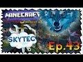 BLOOD MAGIC + THAUMCRAFT = OP?! - SkyTec Ep.43 - Minecraft   TheNodop