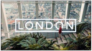 LONDON - Cinematic Travel Video // England Travel Edit