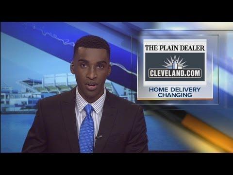 Noon: Plain Dealer scaling back