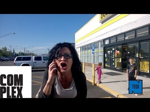 Racist Woman Repeatedly Calls Man an N-Word in Front of Kids, Is Confused Why He Is Recording Her